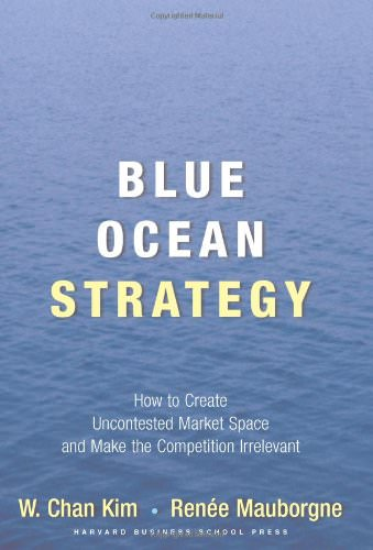Blue Ocean Strategy Book Cover