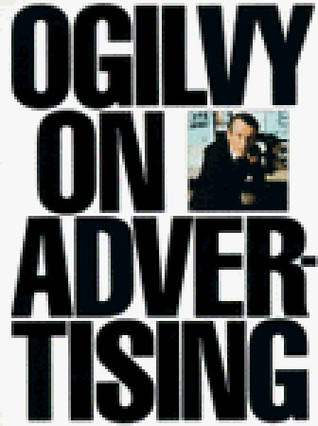 Ogilvy on Advertising Book Cover
