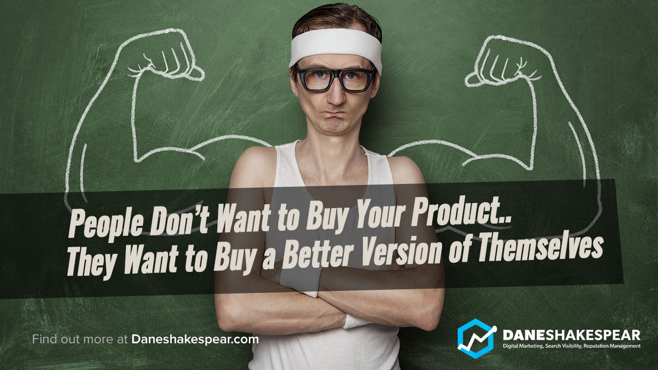 People don't want your product